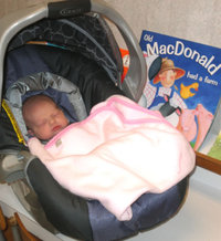 Elise_first_pediatrician_visit